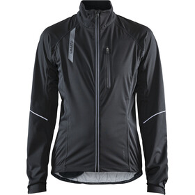 Craft Stride Rain Jacket Women, black